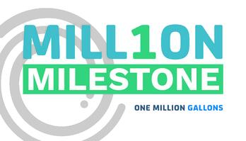 Million Milestones logo concept-01