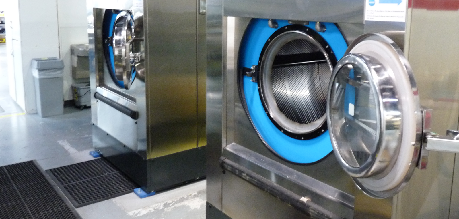 Everything You Should Know About Commercial Washing Machines