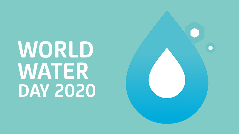 World Water Day 2020 16.9